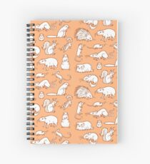 Rodants Spiral Notebook