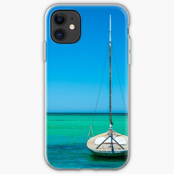 At The Mooring iPhone Soft Case