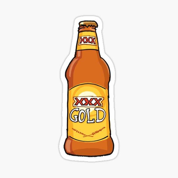 XXXX Gold - The Milton Mango Sticker