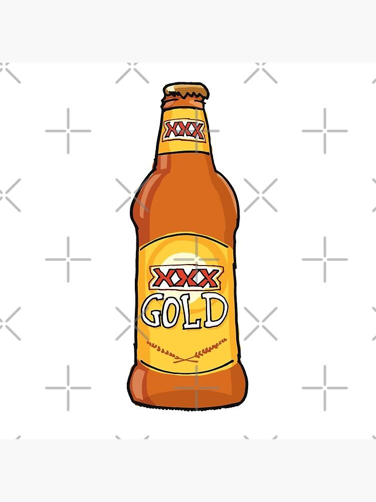 XXXX Gold - The Milton Mango by strayastickers
