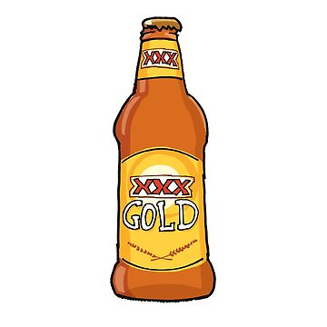 XXXX Gold - The Milton Mango by strayastickers