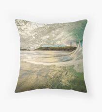 Wollongong Lighthouse Throw Pillow