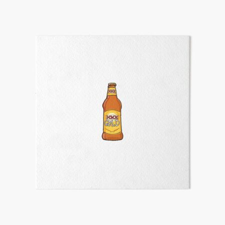 XXXX Gold - The Milton Mango Art Board Print