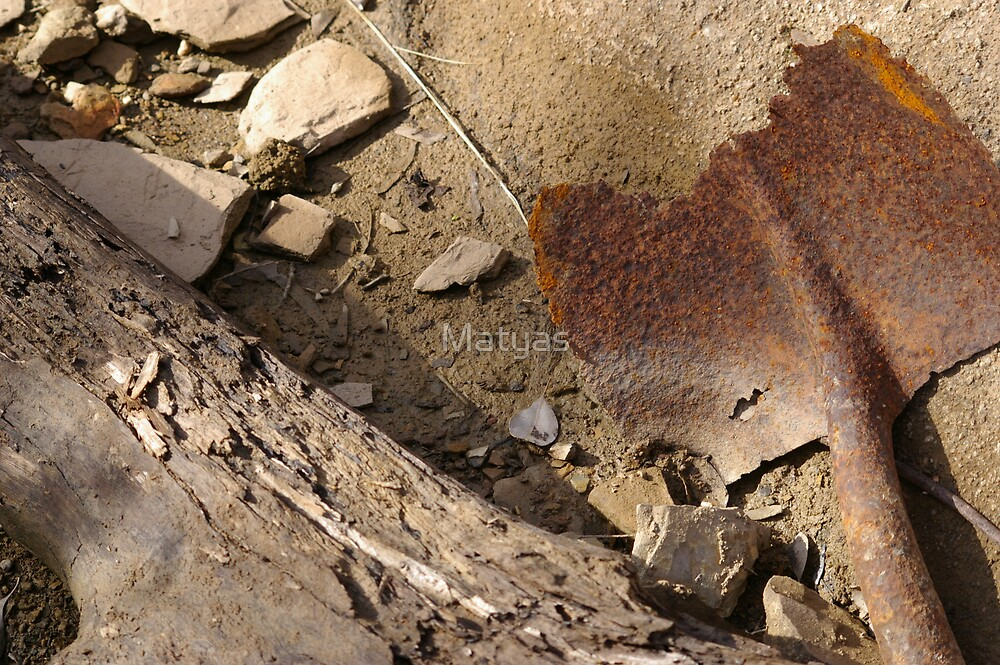 Rusted by Matyas