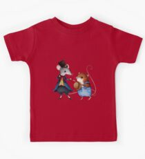 Town Mouse and Country Mouse Kids Clothes