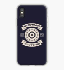 SPW - Speed Wagon Foundation [Cream] iPhone Case