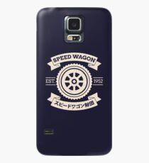 SPW - Speed Wagon Foundation [Creme] Hülle & Klebefolie für Samsung Galaxy