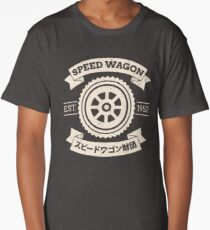 SPW - Speed Wagon Foundation [Cream] Long T-Shirt