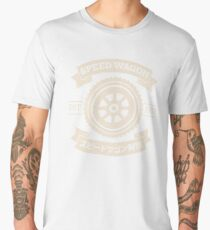SPW - Speed Wagon Foundation [Cream] Men's Premium T-Shirt