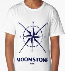 Dunkirk Movie - Moonstone Boat Nautical Logo Long T-Shirt