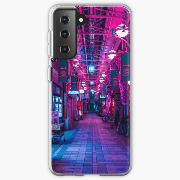 ENTRANCE TO THE NEXT DIMENSION Samsung Galaxy Soft Case