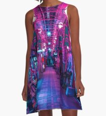 ENTRANCE TO THE NEXT DIMENSION A-Line Dress