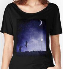Moonlit Dance Women's Relaxed Fit T-Shirt