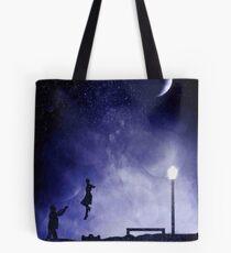 Moonlit Dance Tote Bag
