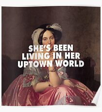 Uptown Baroness Poster