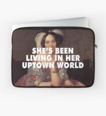 Uptown Baroness Laptop Sleeve