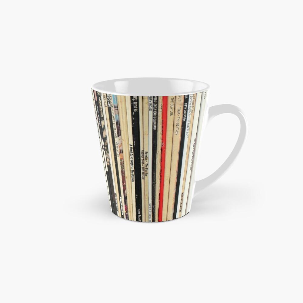 Classic Rock Vinyl Records  Mug