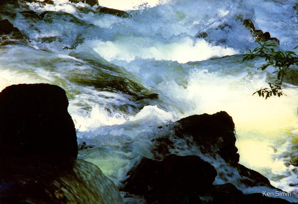White Water by Kenart