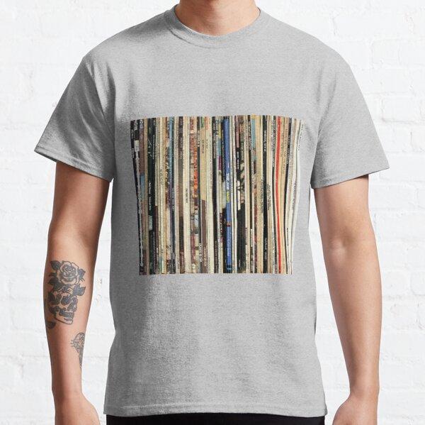 Classic Rock Vinyl Records  Classic T-Shirt
