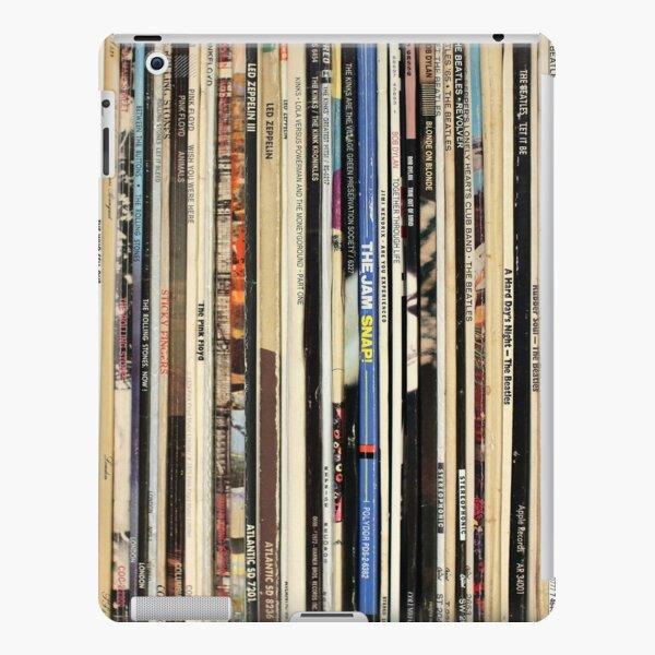 Classic Rock Vinyl Records  iPad Snap Case