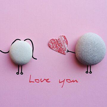 Love you - You Rock! by garigots