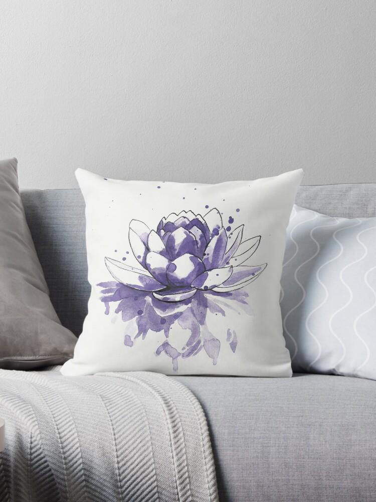 «Purple water lilly» de konsulandia
