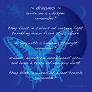 ~ dreams by Lisa Hildwine