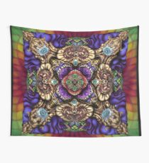 Twisting In Holus-Bolus Wall Tapestry