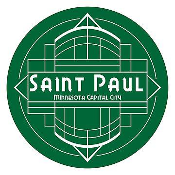Saint Paul, Minnesota by In-Situ