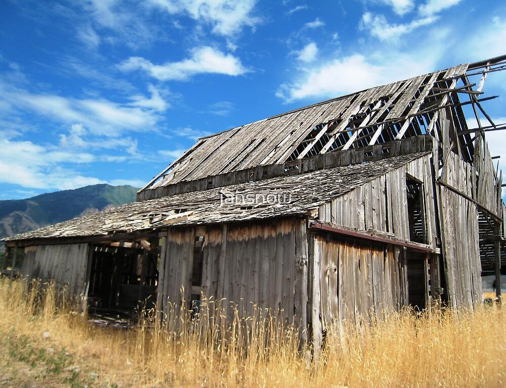 Old Barn in Mapleton, Utah © by jansnow