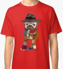 Dogtor Who (Dr Who) Classic T-Shirt