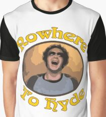 70s Show - Nowhere To Hyde #3 Graphic T-Shirt