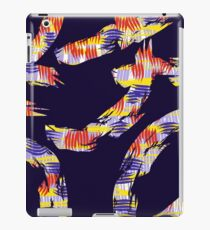 abstract brush iPad Case/Skin