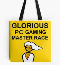 Poster Glorious Pc Gaming Master Race Tote Bag