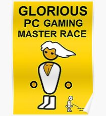 Poster Glorious Pc Gaming Master Race Poster