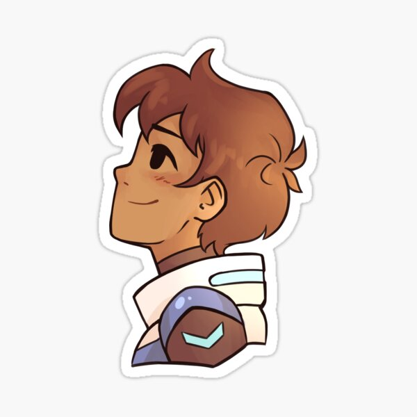 Chibi Lance Sticker