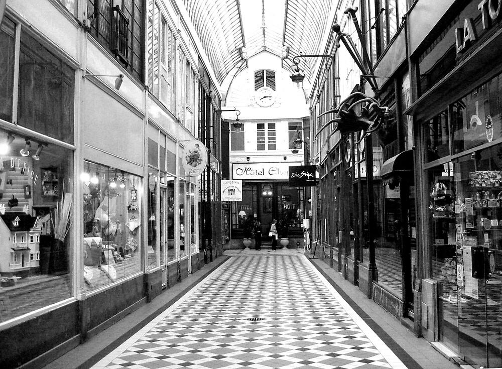 Gallery of Paris by Josette21
