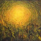 The vortex 1 by Alan Kenny