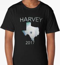 Texas Hurricane Harvey 2017 Long T-Shirt