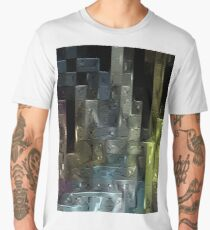 City Blocks Men's Premium T-Shirt