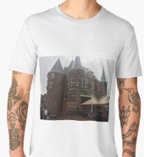 Old Wall Amsterdam Men's Premium T-Shirt