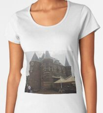 Old Wall Amsterdam Women's Premium T-Shirt