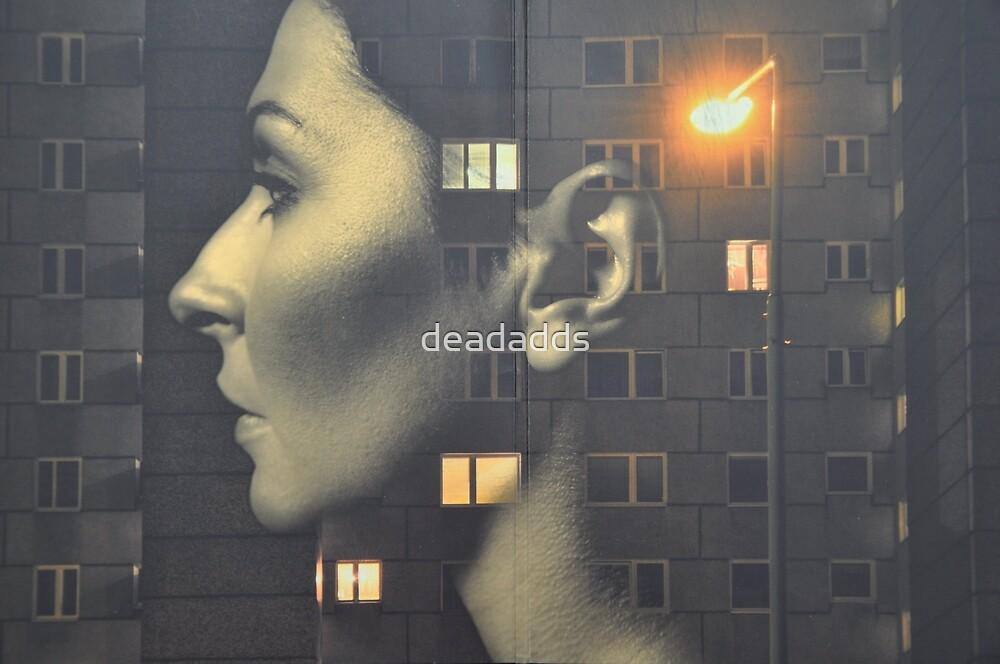 steven wilson - hand cant erase innersleeve art LP fanart1 by deadadds
