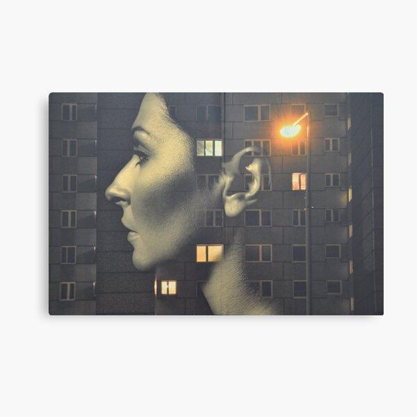 steven wilson - hand cant erase innersleeve art LP fanart1 Canvas Print
