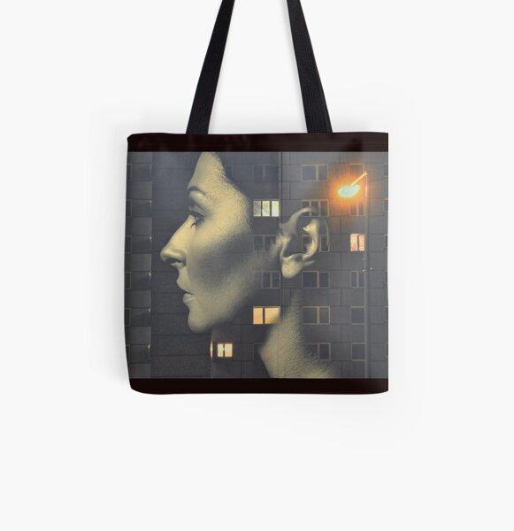steven wilson - hand cant erase innersleeve art LP fanart1 All Over Print Tote Bag