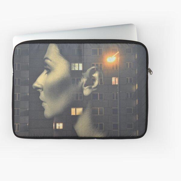 steven wilson - hand cant erase innersleeve art LP fanart1 Laptop Sleeve