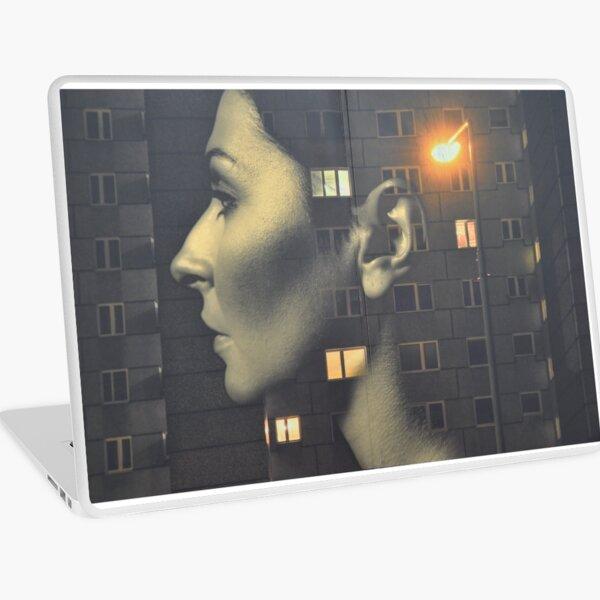 steven wilson - hand cant erase innersleeve art LP fanart1 Laptop Skin
