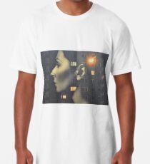 steven wilson - hand cant erase innersleeve art LP fanart1 Long T-Shirt