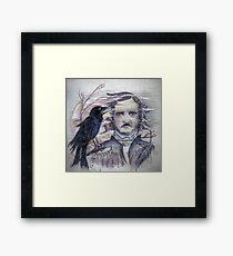 Nevermore... Framed Print