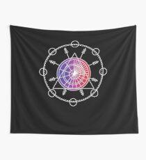 Fibonacci Spiral Golden Ratio Heilige Geometrie Mandala Wandbehang